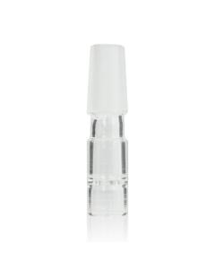 Arizer - Adaptateur à aromathérapie en verre givré de 14 mm