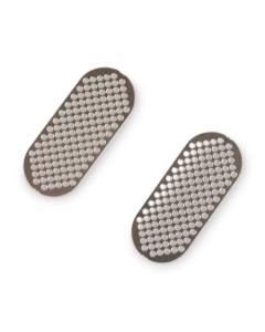 Ces filtres/grilles pour embout buccal s'intègrent parfaitement dans le Boundless CFC 2.0 et empêchent toute matière de pénétrer dans l'embout buccal.