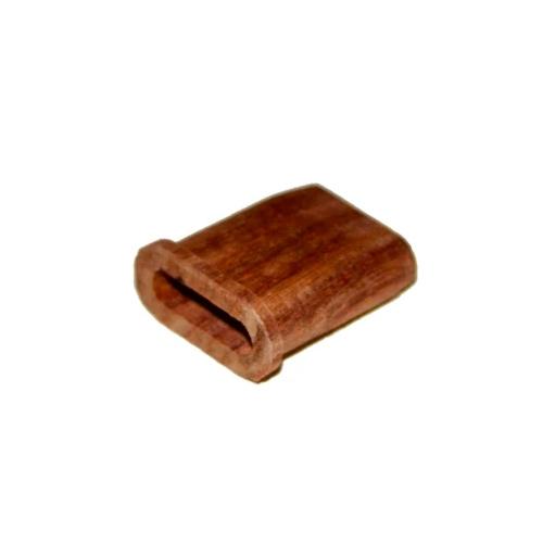 L'embout en bois pour l'AirVape X a un aspect cool et maintient la pureté de votre vapeur