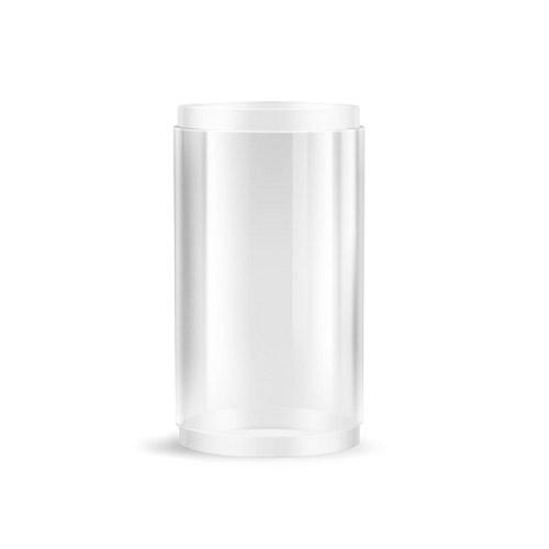 Hydrology 9 - Tube cylindrique en verre acrylique