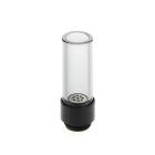 Cet embout buccal est fabriqué en verre de haute qualité et est identique à celui fourni avec votre Flowermate V5 Nano