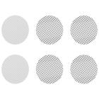Ce jeu mixte de petits filtres (grilles) se compose de 4 filtres à mailles épaisses et de 2 filtres normaux compatibles avec le Crafty, le Mighty et les adaptateurs à capsules de dosage